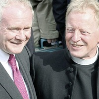 Minister who befriended Martin McGuinness to retire
