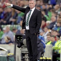 Michael O'Neill leaves for Stoke - and stays with Northern Ireland