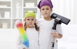 Ask the Expert: What's the best way to get my child to help with household chores?