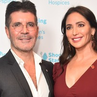 Simon Cowell and Lauren Silverman bring glamour to charity ball