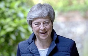 Fear of violence in Northern Ireland led to Theresa May deciding against a no-deal
