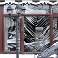 Police investigate attack on house in north Belfast