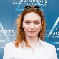 Eleanor Tomlinson: It was freeing wearing trousers in War Of The Worlds