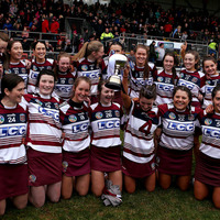 Slaughtneil deny Loughgiel in Ulster camogie final