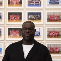 Steve McQueen on why curating latest artwork was 'more satisfying' than any film