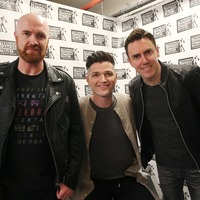The Script edge ahead in race to top UK album charts