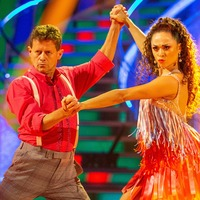 Strictly's Mike Bushell 'couldn't see' when he got stuck under Katya's dress