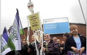 Health workers to take industrial action before end of November