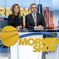 Jennifer Aniston and Reese Witherspoon on new Apple TV+ drama The Morning Show