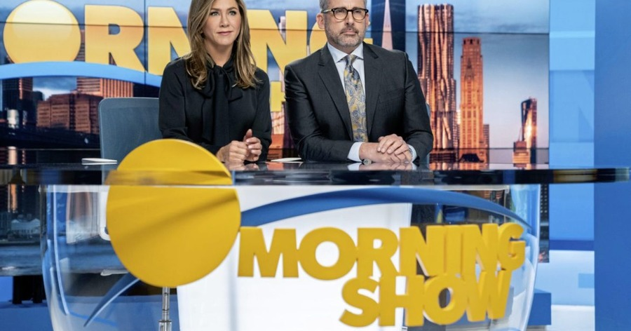 Jennifer Aniston and Reese Witherspoon on new Apple TV+ drama The Morning Show - The Irish News