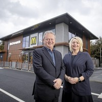 New two storey restaurant next to Belfast City Airport is McDonald's 30th outlet in the north