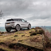 Range Rover Evoque: Range extended