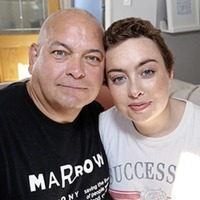 Belfast man appeals for help to 'fulfil my daughter Eimear's dying wish'