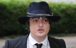 Pete Doherty handed £8,500 fine in Paris over double arrest