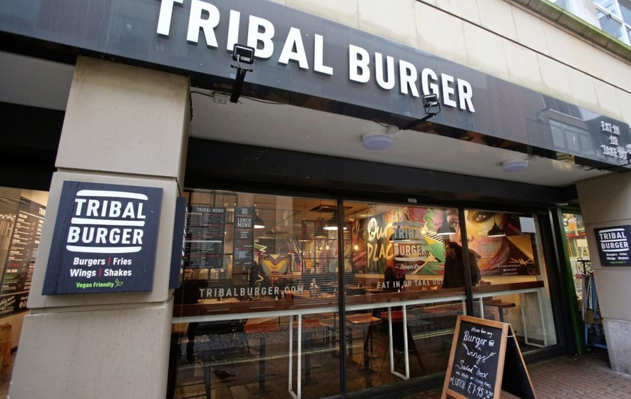 Eating Out Tribal Burger Brings Proper Fast Food To