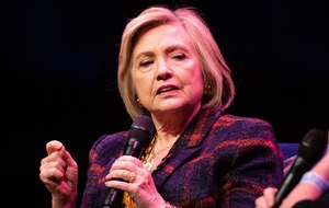 Hillary Clinton voices concerns about impact of social media on young women