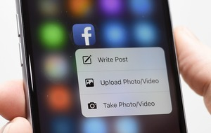 Facebook bug turns on iPhone camera as users scroll through app