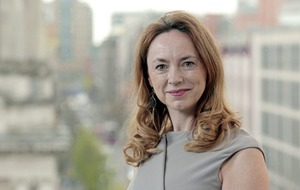 Vicky is Danske's first female executive board member in two centuries