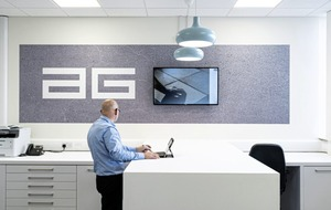 Builder AG opens new specification centre in Dublin