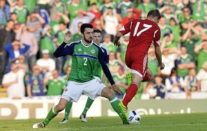Northern Ireland's Conor McLaughlin laughs off Ronald Koeman criticism