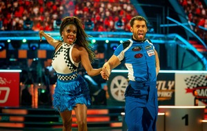 Oti Mabuse 'feared for life' during tricky Strictly lift