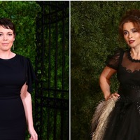 Olivia Colman and Helena Bonham Carter turn heads at The Crown premiere