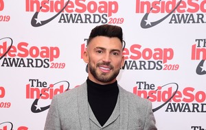 Jake Quickenden pulls out of DOI show after breaking bone in neck