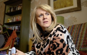 Sally Lindsay: 'Since I've had kids, I've never been so lucky in work'