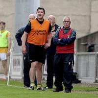 Antrim hurling boss Darren Gleeson puts finishing touches to 'international' backroom team