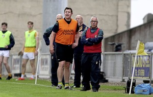 Antrim hurling boss Darren Gleeson puts finishing touches to 'international' backroom team