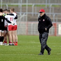 Mickey Harte confirms Connor McAliskey has left Tyrone squad