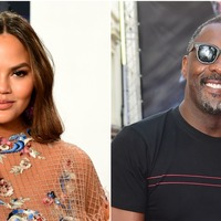 Idris Elba responds to Chrissy Teigen's throwback challenge