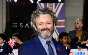 First look at Michael Sheen playing Chris Tarrant unveiled