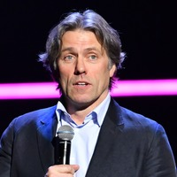 John Bishop explains why he got his ear pierced for the first time aged 52