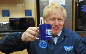 Boris Johnson defends his tea-making method after stewing row