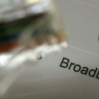 How does the UK compare to other countries in full-fibre broadband coverage?