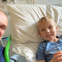 Al Murray's young nephew in urgent need of stem cell transplant