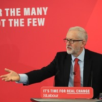 Jeremy Corbyn vows to 'close down tax tricks used by giants like Google and Facebook'