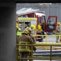 Major fire at distribution centre in Belfast found to be accidental