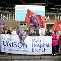 North's biggest healthcare union notifying trust chiefs of 'work to rule' dates
