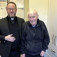 'Inspirational' priest Fr Brendan McGee (95) offers final Mass for St Patrick's parishioners before retiring