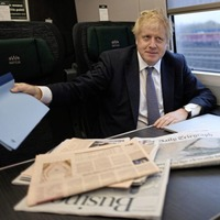 No checks on goods leaving Northern Ireland claims Boris Johnson