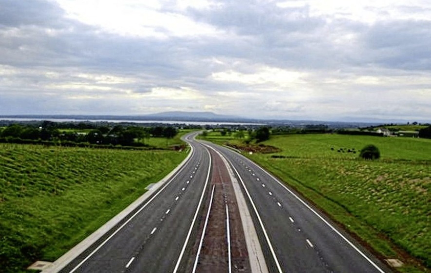 Second section of A6 Belfast-Derry road set to open