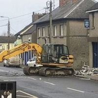 Cash machine ripped from wall in Dunleer, Co Louth