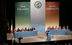 Analysis: Historic deputy leadership contest barely gets a mention at Sinn Féin ard fheis