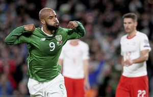 Republic of Ireland stand on the cusp against slick Denmark