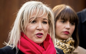 Sinn Féin's Elisha McCallion urged to apologise over claims she said 'I'm not the debt collector' to voters in deprived area of Derry