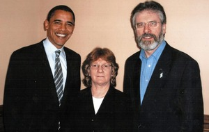 Veteran republican Rita O'Hare to leave US for Dublin