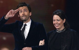 David Tennant named 'hardest working actor' in Britain