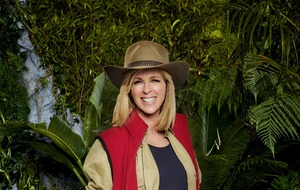 Kate Garraway: I'm A Celebrity is my children's fault
